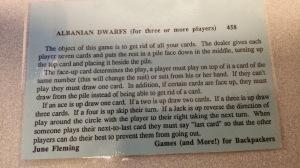 Albanian Dwarfs