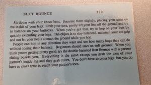 Butt Bounce